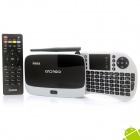 Jesurun DX05 Quad-Core Android 4.2.2 Mini PC Google TV Player w/ 2GB RAM, 8GB ROM, Wireless Keyboard