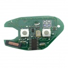 2 Buttons Remote Key PCB Board PCF7947 for Renault