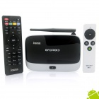Jesurun DX05 Quad-Core Android 4.2.2 Mini PC Google TV Player  w/ 2GB RAM / 8GB ROM / RC9 Air Mouse