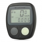 Buy CoolChange 537 1.5 inch LCD Bicycle Stopwatch - Black (1 x AG10)