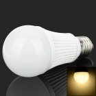 Cnlight E27 7W 380lm 3000K 14-SMD 5630 LED Warm White Light Bulb (100-240V)