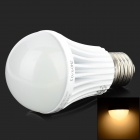 Cnlight E27 9W 520lm 3000K 20-SMD 5630 LED Warm White Light Bulb (100-240V)