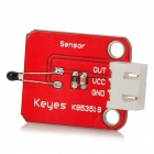 KEYES Analog Temperature Sensor for Arduino - Red + White