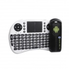 ESER UG007 Quad-Core Android 4.2 Google TV Player w/ 2GB RAM / 8GB ROM + MWK08 Air Mouse Keyboard