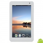 "SW Fly 7"" IPS Quad Core Android 4.0.3 Tablet PC w/ 1GB RAM / 16GB ROM / G-Sensor - Silver + White"