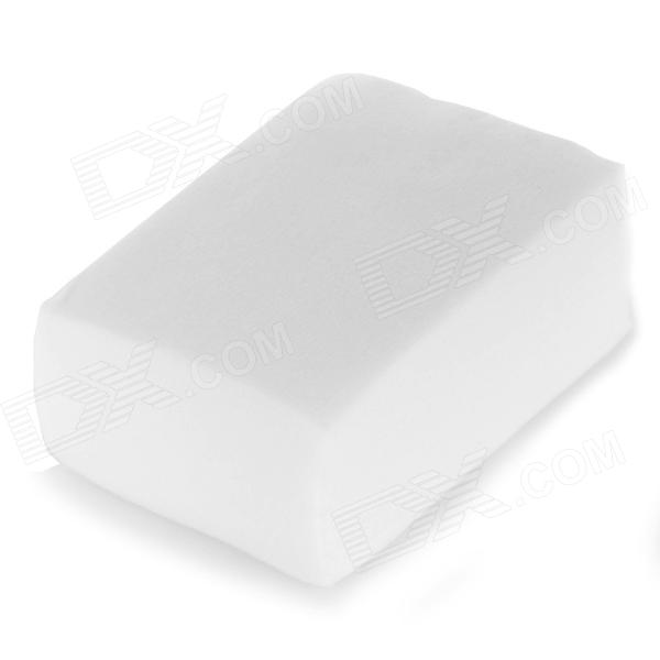 Cairou E607 Cosmetic Makeup Facial Cotton Pad - White (80 Sheets)
