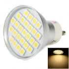 LEXING LX-017-LB GU10 4W 260lm 27-5050 SMD Warm White Light Spotlight (220~240V)