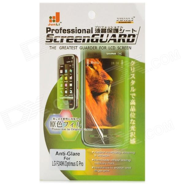 Matte Screen Protector for LG F240K / Optimus G Pro / F240S / F240L