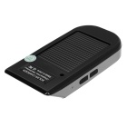VTB-60 Solar Panel Self-Recharge Bluetooth Carkit Speakerphone Handsfree with Caller ID Display