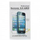 High Clear PET Screen Protector for Huawei Ascend P6