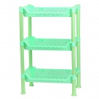 H2WY 6025 3-Layer Combination Storage Holder - Light Green
