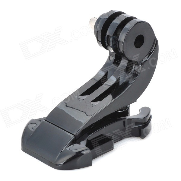 M-JF Flat Adhesive Mount w/ J Fast Assemble Adapter + 3M Sticker for Gopro Hero 4/ 3/2/SJ4000