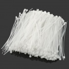 LESHENG Nylon Cable Zip Ties (500 PCS)