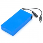 1298A 12,6 V 9800mAh recarregável Li-ion Battery w / US Plug Power Adapter