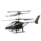 HengXiang 713 Mini 2.5-CH IR Remote Control R/C Helicopter - Black