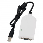 USB 2.0 Placa / Display Adapter (VGA / SXGA de até 1280 x 1024)
