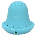 Nogo B2000 drahtlose Bluetooth 3.0 Speaker w / Mikrofon - Light Blue