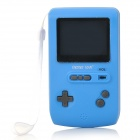 "HG-896 2.5"" Color Screen 16 Digit MD Game Player - Blue (3 x AAA)"