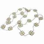 DIY IP65 Waterproof Iron Case 80-5050 SMD LED 720lm 6500K White Light Module (20 PCS)
