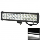 Waterproof 72W 5040lm CREE XB-D LED Work Light Bar Spot Beam Offroad Lamp (9~32V)