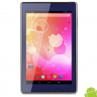 "GT-P8510 7"" Quad Core Android 4.2 Tablet PC w/ 1GB RAM / 8GB ROM / 2 x SIM / GPS - Grey + Blue"
