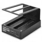 "MAIWO K304U2E USB 2.0 2.5"" / 3.5"" HDD SATA Docking Station - Black"