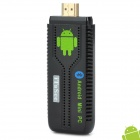 iTaSee UG007 III Quad Core Android 4.2 Google TV Player w / 2GB RAM / 8GB ROM / Wi-Fi / HDMI - Schwarz