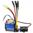 45A Brushless Speed Controller ESC w/ Fan for 1/18 1/12 Cross-country Car