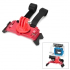 Aluminum Alloy + ABS Bicycle Holder + Tripod Mount Adapter for Gopro 2 / 3 / 3+ / SJ4000