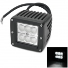18w 1291lm 6000k Cree XB-D 90 Degree White Flood Beam Daytime Running Light for SUV Offroad Lamp