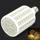 E27 15W 600lm 3500K 270 x SMD 3528 LED Warm White Corn Light (220V)