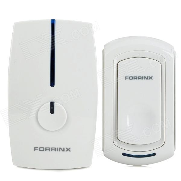 Forrinx G Waterproof Wireless Digital Doorbell Set - White the quality of accreditation standards for distance learning