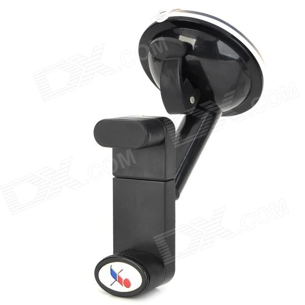 Multifunction 360 Degrees Car Suction Cup Mount Holder for GPS / Mobile Phones - Black аксессуар bosch 1600a008w7 пистолет краскораспылителя