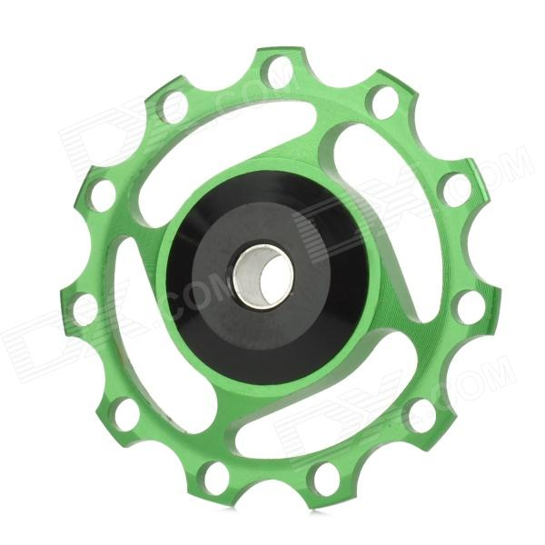 BB-87 Aluminium Alloy Bicycle Rear Derailleur Pulley - Green