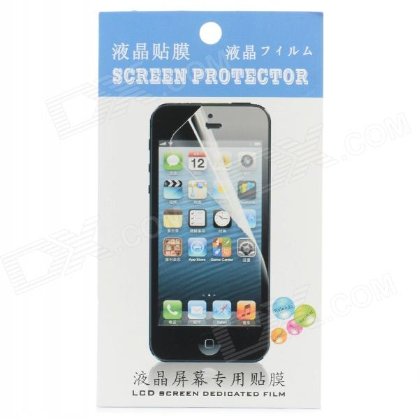 diva film s p a Protective PET Screen Protector Guard Film for HUAWEI P6 (5 PCS)