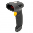 2.4GHz Wireless Handheld Barcode Laser Scanner / Reader for Desktop / Laptop - Black