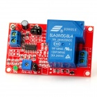 Universal Time-delay Relay Module - Red + Blue
