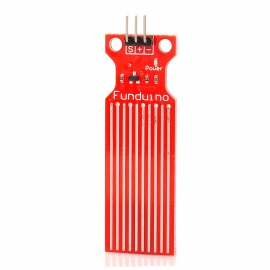 062301 Water Sensor Working with Official Arduino Products - Red