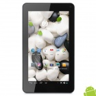 "IPPO U7PRO 7"" 1080p Dual Core Android 4.2.1 Tablet PC w/ 512MB RAM / 4GB ROM / HDMI - Silver Grey"