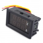 "0.28""LED3-DigitalDCVoltageCurrentMeasurement/RedLEDDualDisplay12V+Shunt(0~100V/50A)"