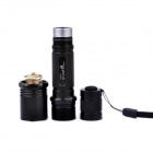 UltraFire L2 500lm 1-Mode White Flashlight w/ CREE XM-L T6 - Black (1 x 18650)