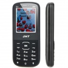 "JHT G1 GSM Bar Phone w/ 1.8"" LCD Screen, Dual-SIM, Bluetooth and FM - Black"