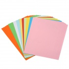 10-Color A4 Paper Set (50 шт)