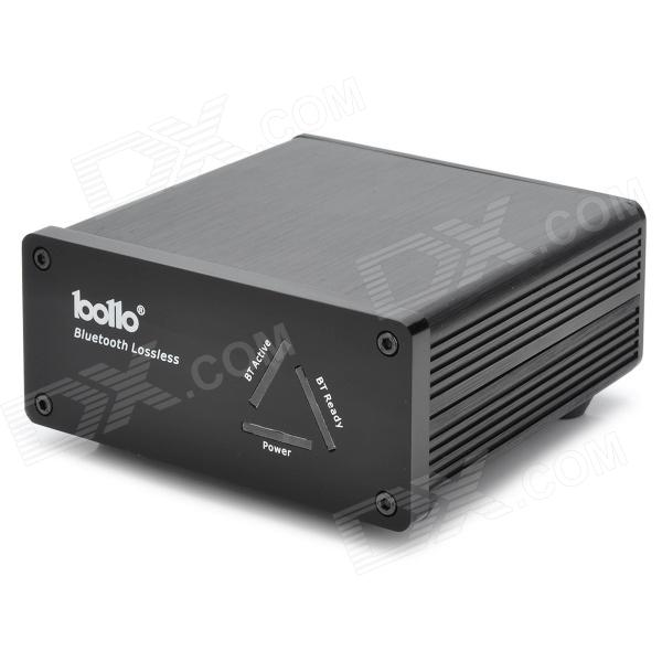 Bollo BAR-III Hi-Fi Bluetooth v2.1 + EDR Audio Receiver w/ Optical / Coaxial - Black 1pcs serial ata sata 4 pin ide to 2 of 15 hdd power adapter cable hot worldwide