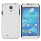 Protective PC + TPU Back Case for Samsung Galaxy S4 i9500 - Black + Transparent