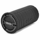 ACACIA Bicycle Mini Music Speaker w/ TF / 3.5mm Jack - Black