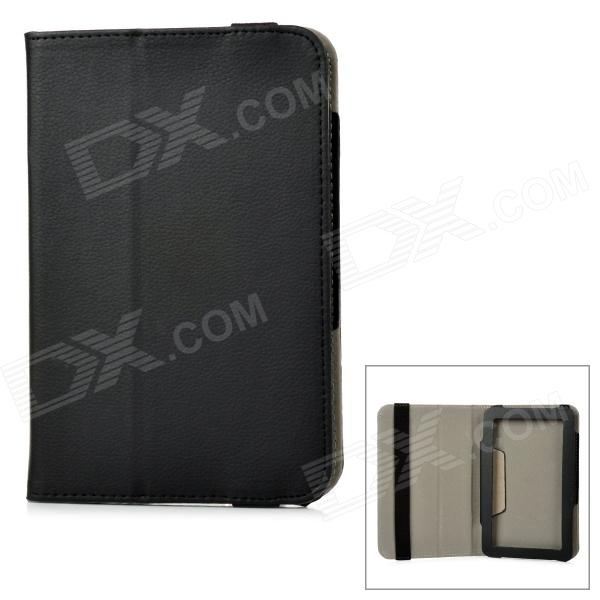 Universal PU Leather Protection Case Cover for 7