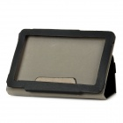 "Universal PU Leather Protection Case Cover for 7"" Tablet PC - Black"