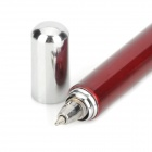 Compact 4-in-1 Red Laser + Ball Point Pen + LED Light + Retractable Pointer - Red (3 x LR41)