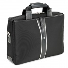 "Kingsons KS-6052W Fashionable Universal Airbag Shcok-proof Tote Bag for 15.6"" Laptop PC - Black"
